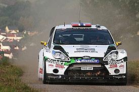 Mads Ostberg, Rallye Deutschland, 2011