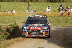 Sebastien Loeb, Citroen, Germany 2011