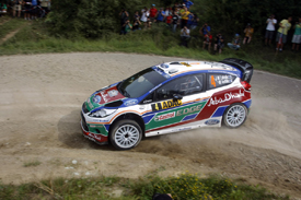 Jari-Matti Latvala, Ford, Germany 2011