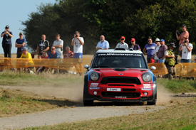 Kris Meeke, Mini, Germany 2011