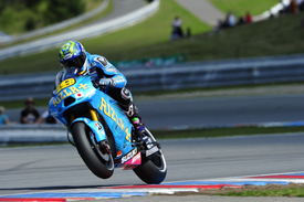 Alvaro Bautista, Suzuki, Brno