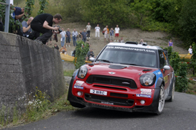 Kris Meeke Rally Germany 2011 Mini WRC