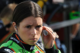 Danica Patrick, Andretti Autosport, 2011