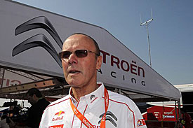 Olivier Quesnel, team principal, Citroen 2011