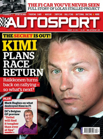 Magazine cover 250811
