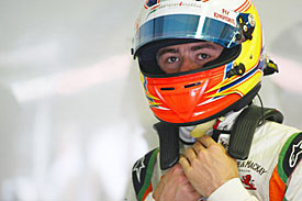 Paul di Resta, Force India, 2011