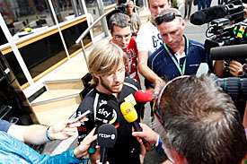 Nick Heidfeld, Renault, Spa, 2011