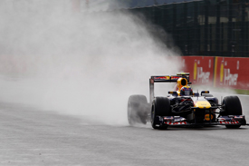 Mark Webber, Red Bull, Spa 2011