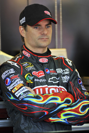 Jeff Gordon NASCAR Sprint Cup 2011