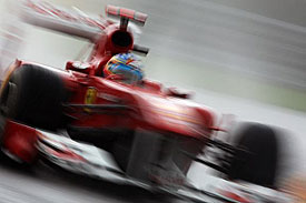 Fernando Alonso, Ferrari, 2011