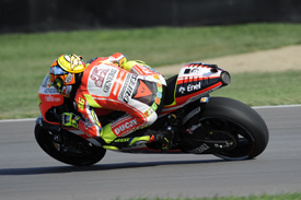 Valentino Rossi Ducati 2011 Indianapolis Grand Prix