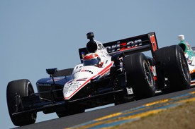 Will Power Penske IndyCar 2011 Sears Point