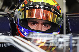 Pastor Maldonado, Spa, 2011