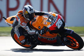 Dani Pedrosa Honda 2011 Indianapolis Grand Prix