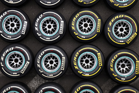Some teams went against Pirelli's recommendations and ran with high camber during the race