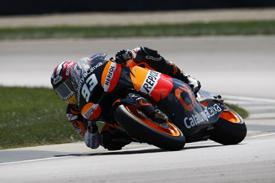 Marc Marquez Catalunya Suter 2011 Indianapolis Grand Prix Moto2