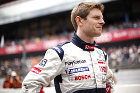 Anthony Davidson Peugeot 2011 Le Mans 24 Hours