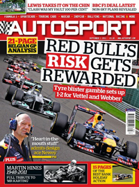 Magazine cover 010911