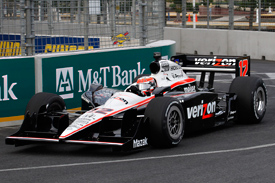 Will Power Baltimore P2