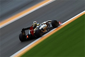 Renault boosted by Spa performance
