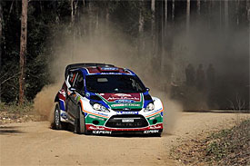 Ford aiming for victory in all rallies