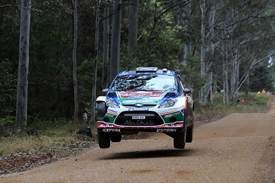 Mikko Hirvonen, Ford, Australia 2011