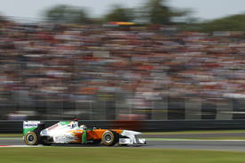Adrian Sutil, Force India, Monza 2011