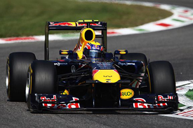 Mark Webber, Red Bull, Monza 2011