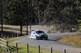 Jari-Matti Latvala, Ford, Australia 2011