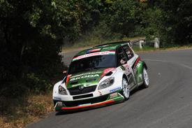 Jan Kopecky, Skoda, Mecsek 2011