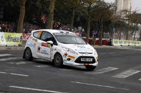 Yeray Lemes, WRC Academy, Portugal 2011