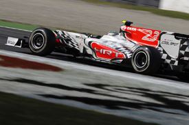 Tonio Liuzzi, HRT, Monza 2011