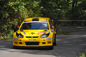 P-G Andersson, Proton, Mecsek 2011