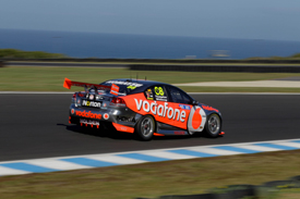 Jamie Whincup/Andrew Thompson, Triple Eight Holden, Phillip Island 2011