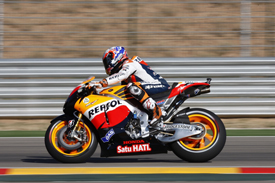 Casey Stoner, Honda, Aragon 2011