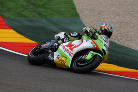 Loris Capirossi, Pramac Ducati, Aragon 2011