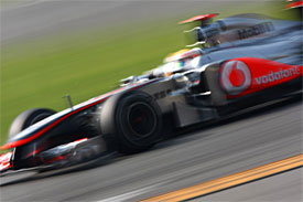 McLaren not downbeat about season