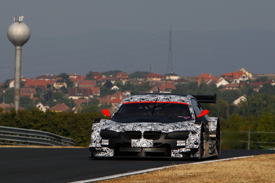 Dirk Werner BMW M3 DTM 2011 Hungaroring