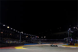 Teams fall foul of F1 curfew rules