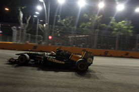 Jarno Trulli, Lotus, Singapore 2011