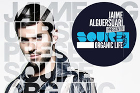 Jaime Alguersuari Organic Life