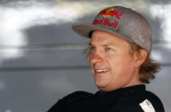 Kimi raikkonen Ice 1 Citroen WRC 2011