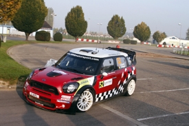 Kris Meeke, Mini, France 2011