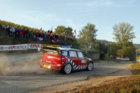 Dani Sordo, Mini, France 2011