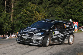 Mikko Hirvonen, Ford, France 2011