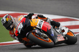 Dani Pedrosa Motegi 2011