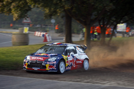 Sebastien Ogier, Citroen, France 2011