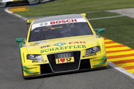 Martin Tomcyk Phoenix Audi DTM 2011 Valencia