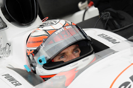 Will Power Kentucky 2011