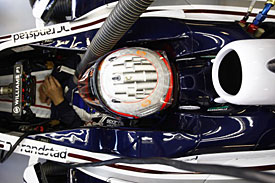 Rubens Barrichello, Williams, 2011